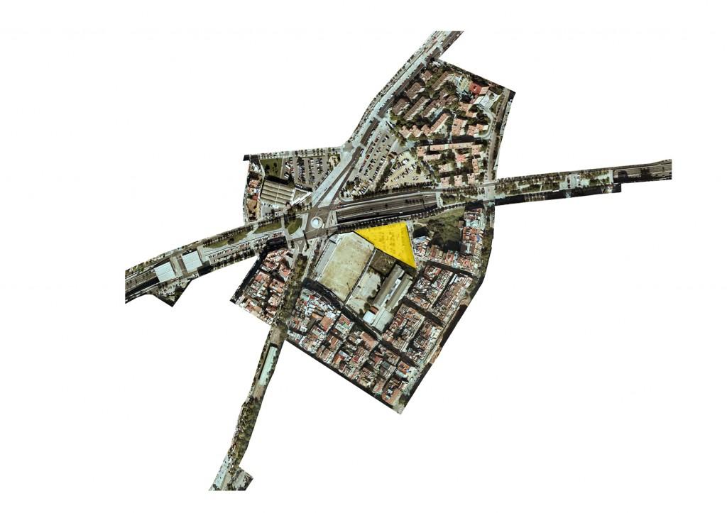 emplaçament torre julia