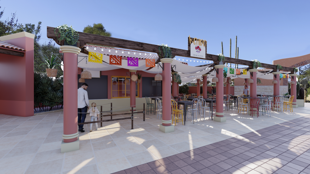 restaurant kchido portaventura