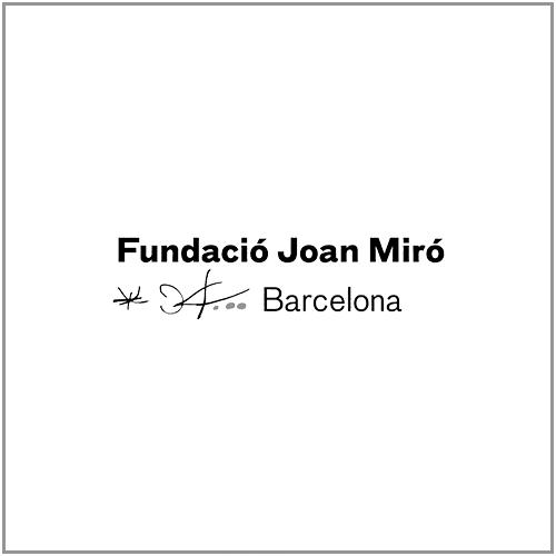 logo fundació Miró