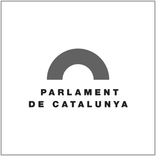 logo Parlament de Catalunya